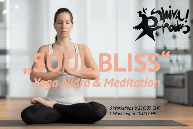 «Soulbliss» Meditation & Yoga Nidra
