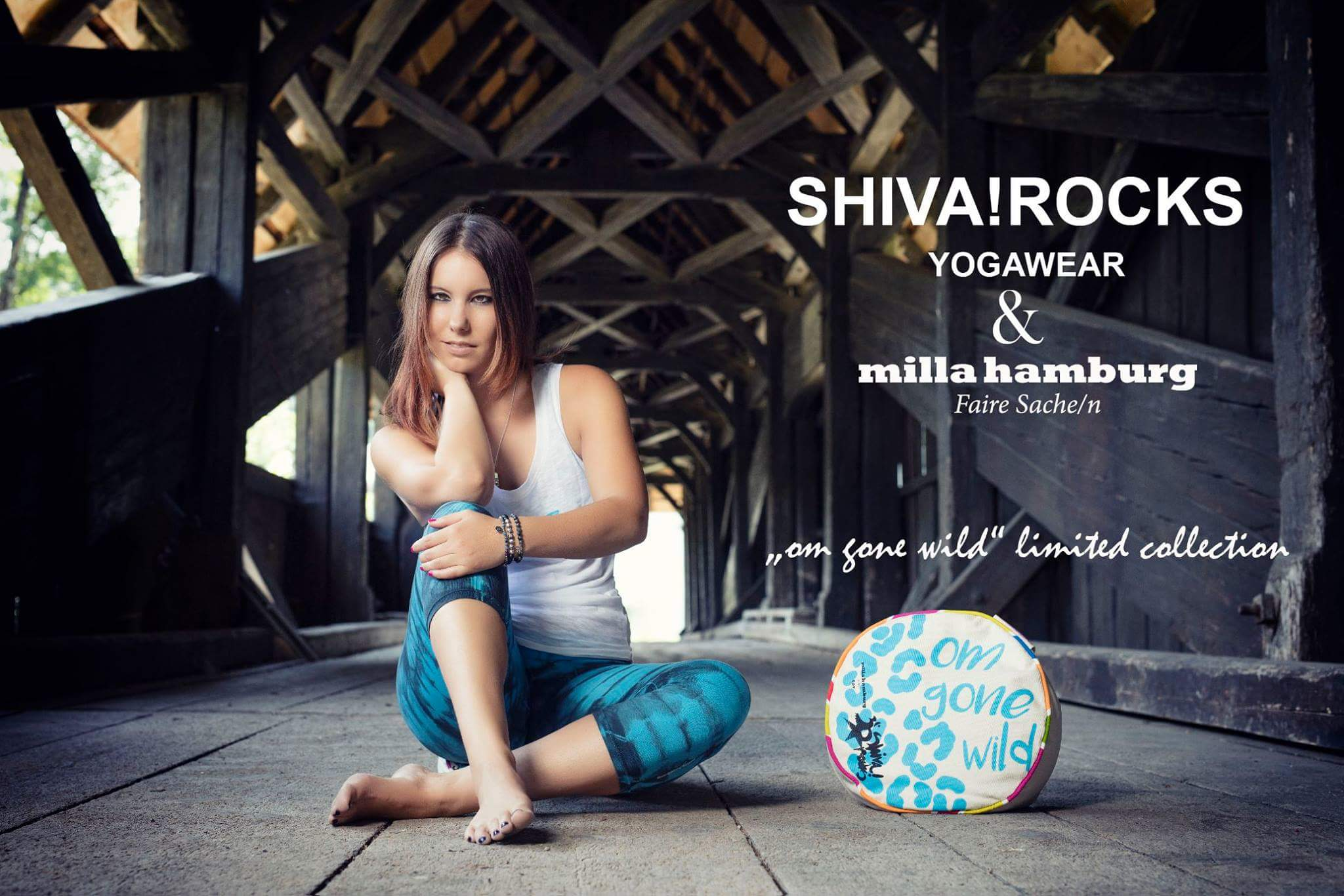 NEW— Launch der Shiva!rocks Yogawear & Millahamburg Collaboration